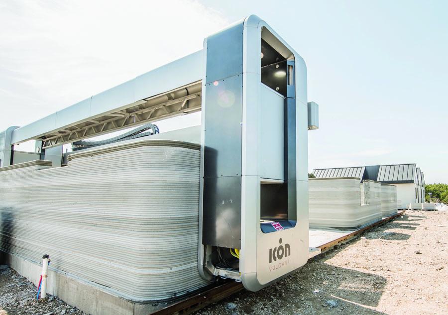 全世界のコンクリート建設3Dプリンター市場が2023年に14億8050万ドル規模へ成長