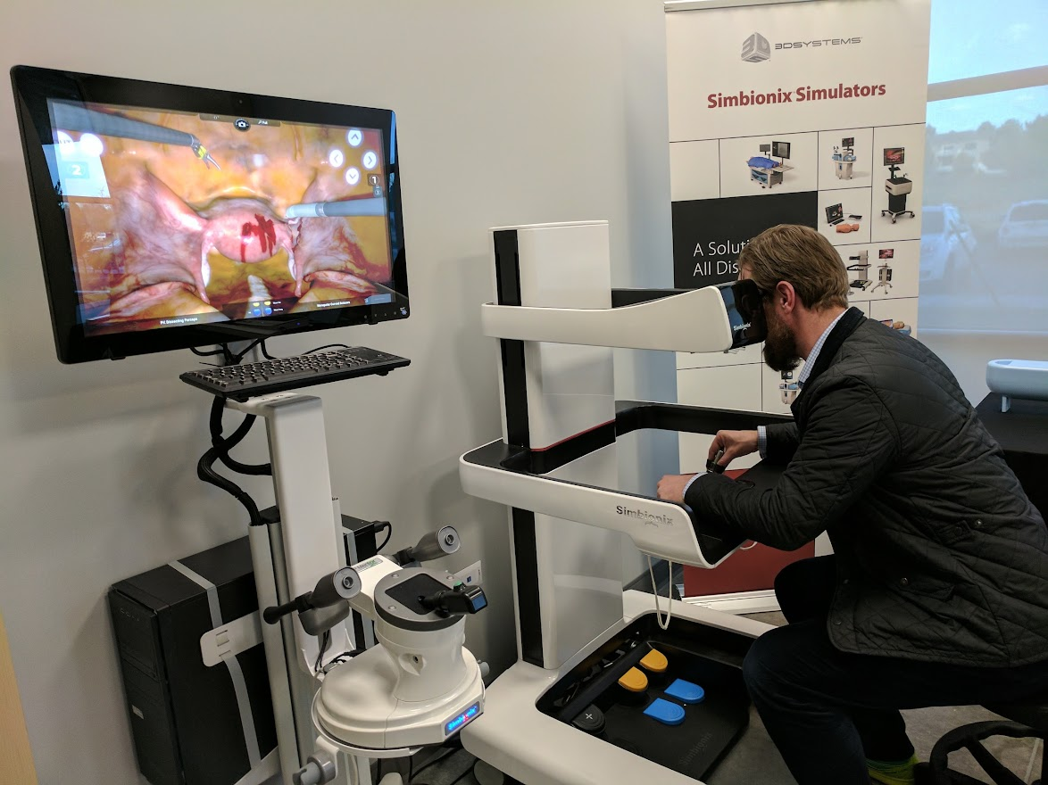 スリーディーシステムズが医療シミュレーションソフトウェア部門を売却