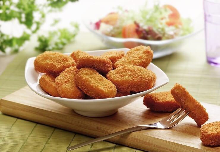 インポシブル・フーズが代替鶏肉のチキンナゲットの供給を開始