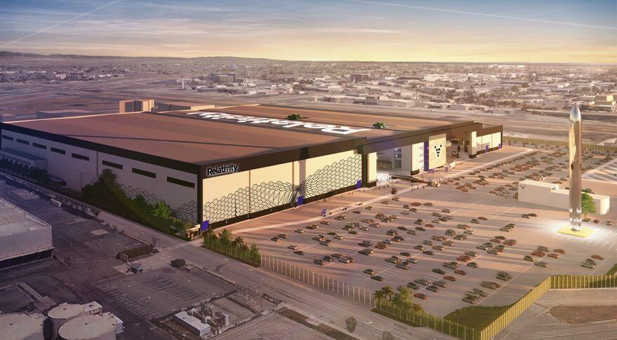 リラティビティ・スペースがロングビーチ工場を拡張へ