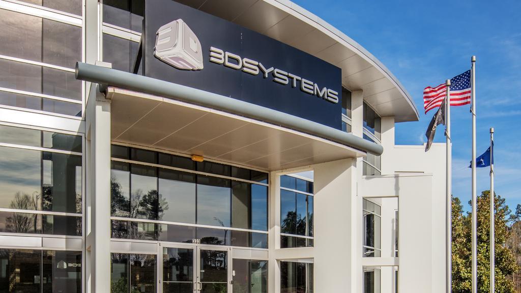 スリーディーシステムズが2021年度第二四半期決算を発表
