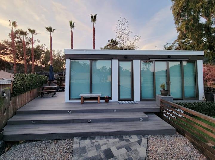 サンディエゴの3Dプリント住宅がエアビーアンドビーに登録