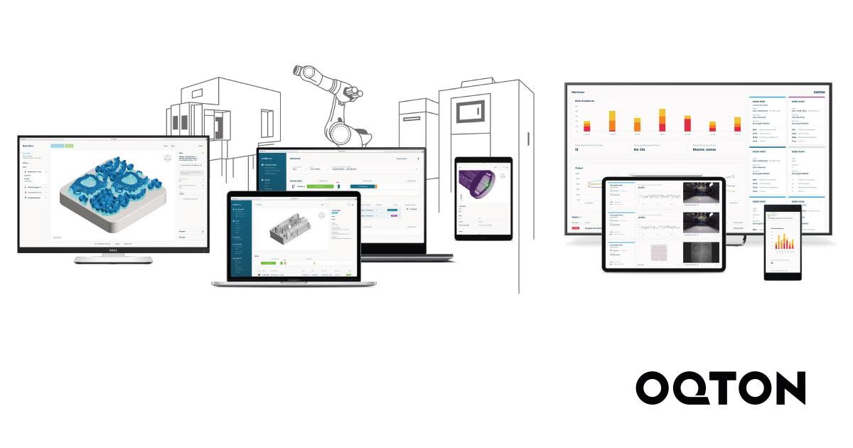 スリーディーシステムズがクラウド・マニュファクチャリングOS開発のオクトンを買収