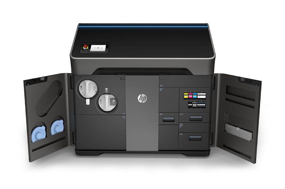 HPのマルチジェット・フュージョン3Dプリンターの造形点数が1億個を突破