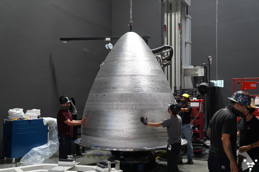 リラティビティ・スペースのテラン1ロケットが打ち上げ最終試験を通過