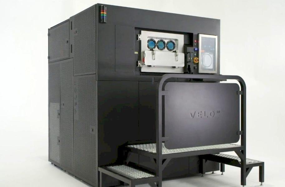 Velo3DがSPACとの合併を完了
